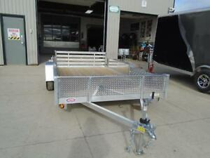 12' ALUMINUM UTILITY - TONS OF FEATURES AT A LOW PRICE! London Ontario image 2