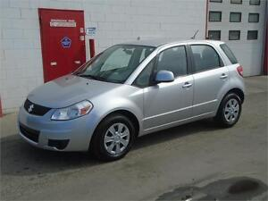 2011 Suzuki SX4 ~ Accident free ~ Financing Available! ~ $6999