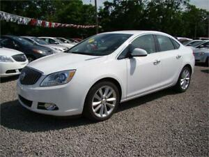 2014 Buick Verano with 68,000 kms Automatic Loaded