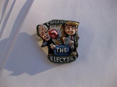 "President Trump ""Challenge the Electors"" 2020 Campaign pin"