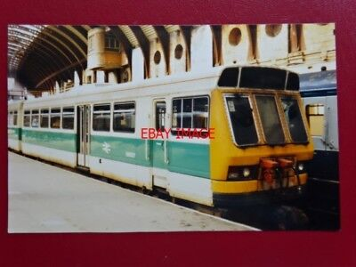 PHOTO  BR CLASS 141 UNIT 141006 AT YORK 1987