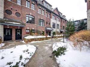3 Bdrm 3 Bath Townhome With Park View!
