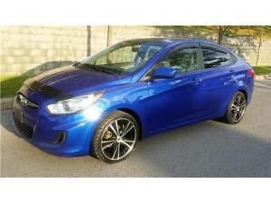 2012 HYUNDAI ACCENT GLS AUTOMATIQUE, ÉCONOMIQUE, AIR, MAGS, FULL