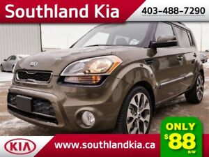 2013 Kia Soul 4u Burner w/SUNROOF