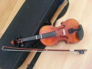 Bellafina Violin Model 50 Size 1/4