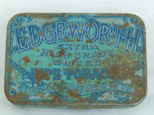 Variety of Antique Tins