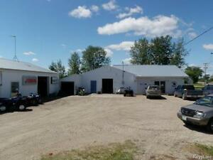 Excellent commercial opportunity in Shoal Lake MB