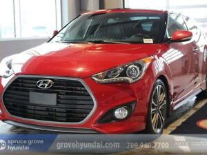 2017 Hyundai Veloster TURBO-NAVIGATION SUNROOF LEATHER & MORE