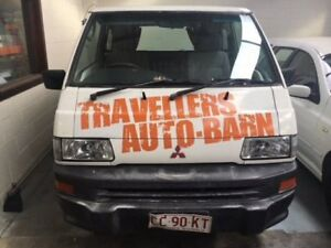 Mitsubishi express for sale in melbourne region vic gumtree cars fandeluxe Images