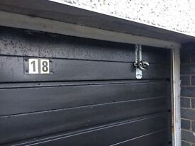 Secure garage (20ft length) for rent in Victoria Street, Craigshill, Livingston