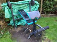 Weight Bench with 35kg Weights from Argos