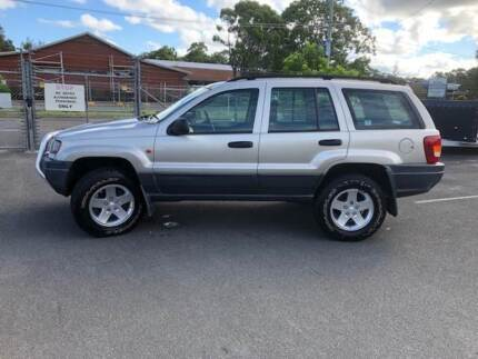 Cheap 4wd turbo diesel jeep Grand cherokee
