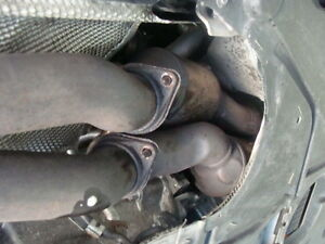 2009 BMW 335i  Exhaust 2nd Catalytic Converter bypass-$250