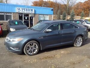 2010 Ford Taurus Limited All Wheel Drive!