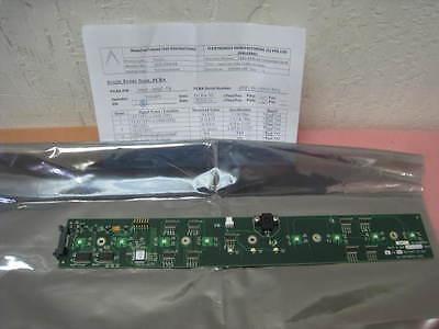 Asyst 3200-4346-04 PCB Assy, Tri-RGB LED, Crossing Automation, Brooks 327944
