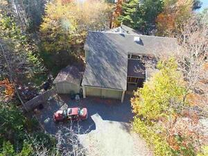Massive Home on HUGE Lake Front Lot on Beautiful Miller Lake!