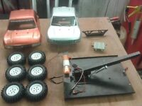 rc car bodyshells accessories parts