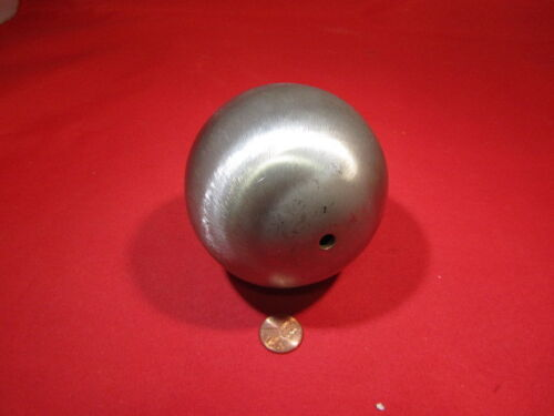 "304 Stainless Steel Hollow Sphere / Balls 3.50"" Diameter, 1 Pieces"