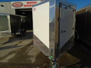 DISCOUNTED ALUMINUM DRIVE IN/OUT 19' AMERALITE TRAILER London Ontario image 4