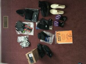 KITESURFING  GEAR boots, gloves, hood, ALL Brand New