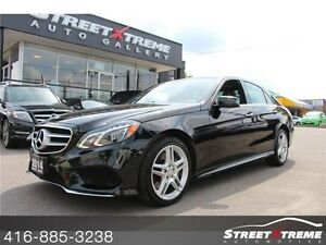 2014 Mercedes-Benz E350 NAVI, BACUP CAM, KEYLESS, CLEAN CARPROOF