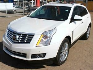 2014 Cadillac SRX AWD LOADED WHITE TRICOAT FINANCE AVAILABLE