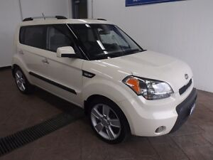2011 Kia Soul 4u SUNROOF