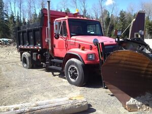 1996 Freightliner Snow plow Truck For SALE!