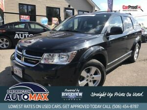 2012 Dodge Journey SXT! Automatic! Alloys! Certified!