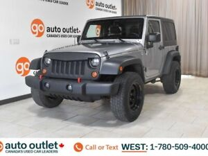 2013 Jeep Wrangler SPORT, 4WD, STEERING WHEEL CONTROLS, CRUISE C
