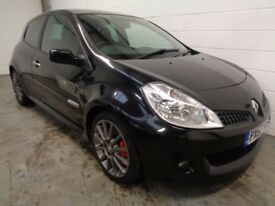 RENAULT CLIO 197 F1 EDITION , 2007/57 REG , LOW MILES + HISTORY , YEARS MOT , FINANCE , WARRANTY