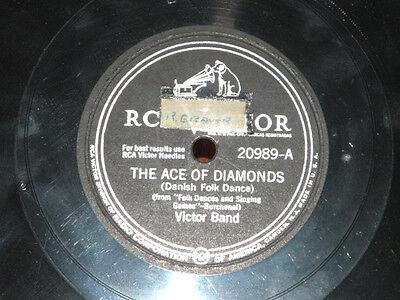 The Ace Of Diamonds/Bleking - Victor Band RCA20989