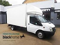 2009 Ford Transit T350 2.4 TDCi 100ps Luton Diesel white Manual