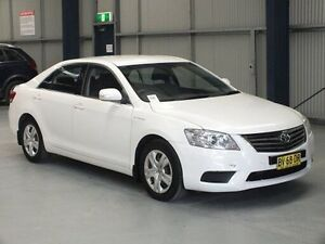 2010 Toyota Aurion GSV40R 09 Upgrade AT-X Diamond White 6 Speed Sequential Auto Sedan Dubbo Dubbo Area Preview