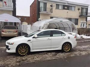 2009 mitsubishi LANCER- automatic- CUIR-TOIT-MAGS- 147km  6500$