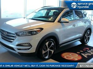 2017 Hyundai Tucson SE 4dr All-wheel Drive