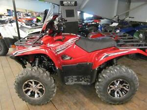 2016 Yamaha 700 Grizzly EPS LE (YF70GPLGR)