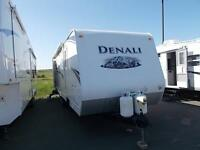 2010 denali 270 rlx travel trailer