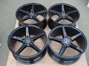 Honda element wheels ebay 18 honda civic si accord prelude element pilot odyssey crv crz s2000 rims wheels sciox Choice Image