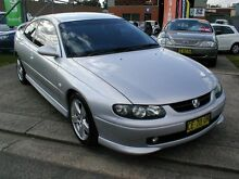 2002 Holden Monaro V2 CV6 Quicksilver 4 Speed Automatic Coupe South Windsor Hawkesbury Area Preview