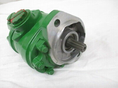 John Deere Hydraulic Pump For 9650 Sts9750 Sts Combines Ah161649