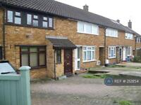 2 bedroom house in Hutton, Hutton, Brentwood, CM13 (2 bed)