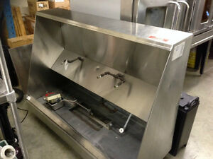 VENT HOODS FOR RESTAURANTS AND MORE......EZ FINANCING AVAILABLE