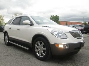 2008 Buick Enclave CXL AWD LEATHER PANO ROOF 3 DVDS!!