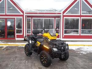 2010 CAN AM OUTLANDER XTP