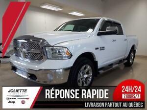 2015 Ram 1500 Laramie, CREW, 4X4, CUIR, TOIT, NAV