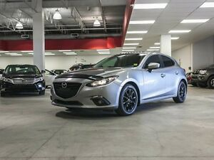 2014 Mazda Mazda3 GS-SKY, Sport, Hatchback, Heated Seats, Sunroo