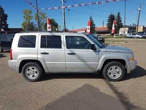 """2008 Jeep Patriot Sport """"WOW only $100.02 bw EVERYONE APPROVED"""""""