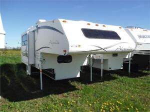 2006 Alpenlite Saratoga 935 Truck Camper w slideout & generator