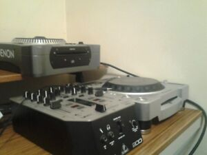 DJ Gear / DJ Kit / CDJ Setup / Behringer